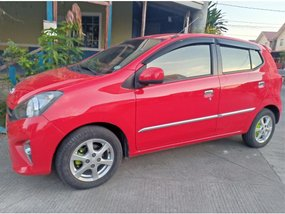 2015 Toyota Wigo for sale in Muntinlupa