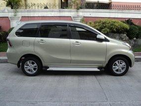 2012 Toyota Avanza for sale in Quezon City
