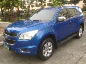 2013 Chevrolet Trailblazer for sale in Makati