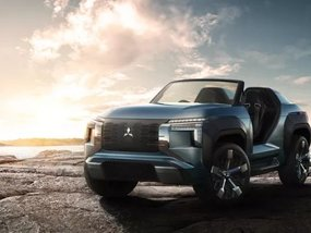 Two Mitsubishi concept cars debut at the 2019 Tokyo Motor Show