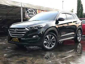 2018 Hyundai Tucson CRDI A/T Top Of The Line