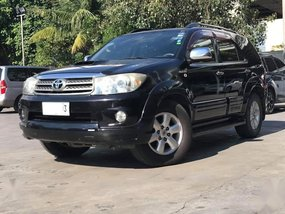 2009 Toyota Fortuner for sale in Manila