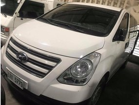 Hyundai Starex 2017 for sale in Quezon City
