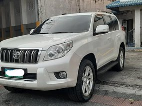 2013 Toyota Land Cruiser Prado for sale in Quezon City