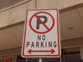 A Complete guide to No Parking Signage in the Philippines