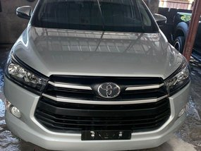 Sell Silver 2019 Toyota Innova in Quezon City