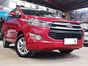 2017 Toyota Innova 2.8 E Diesel Automatic Casa-Maintained
