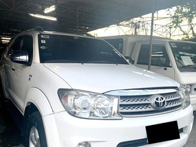 2011 Toyota Fortuner G AT Diesel in Quezon City