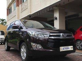 2018 Toyota Innova for sale in Manila