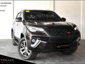 2017 Toyota Fortuner for sale in Quezon City