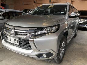 Sell 2018 Mitsubishi Montero Sport in Quezon City