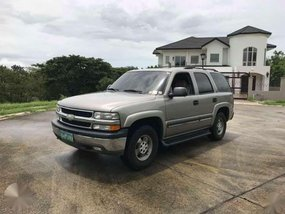 2002 Chevrolet Tahoe for sale in Quezon City