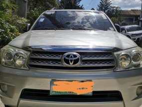 Toyota Fortuner 2009 at 60000 km for sale