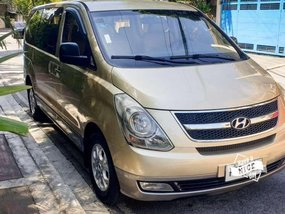 Sell 2011 Hyundai Starex in Quezon City