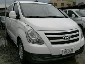 2017 Hyundai Grand Starex for sale in Cainta