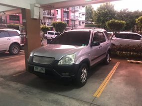 2002 Honda Cr-V for sale in Quezon City