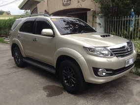 Toyota Fortuner 2015 for sale in Angeles