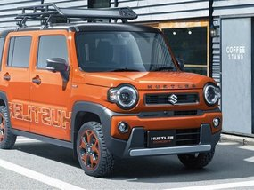 The Suzuki Hustler Concept: Is it a Jimny variant or something else?