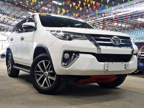 2017 Toyota Fortuner G 2.4 4x2 Diesel Automatic Casa-Maintained!