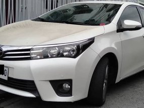 2015 Toyota Altis V 1.6 Gas AT