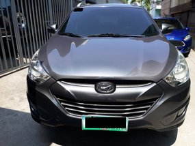 Used Hyundai Tucson 4WD CRDi 2012 for sale in Pasig