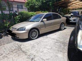 Honda Civic 2002 for sale in Quezon City