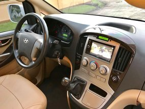2015 Hyundai Grand Starex for sale in Parañaque