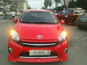 2017 Toyota Wigo for sale in Quezon City