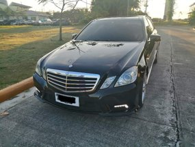 2011 Mercedes-Benz E-Class for sale in Bacoor