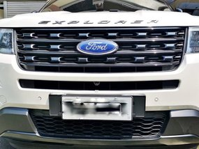 Ford Explorer 2017 for sale in Quezon City