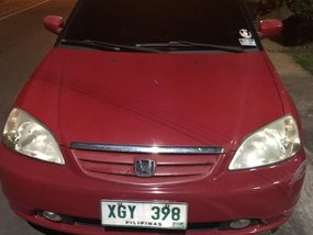 2002 Honda Civic for sale in Las Pinas