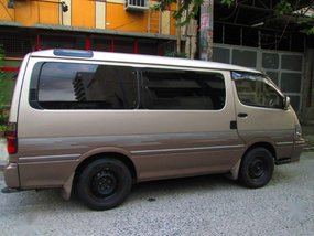 1995 Toyota Hiace for sale in Manila