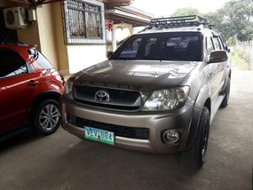 2009 Toyota Hilux for sale in Taal
