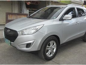 2010 Hyundai Tucson for sale in Dumaguete