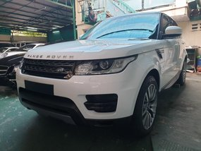 Land Rover Range Rover Sport 2018 for sale in Quezon City