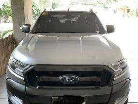 Ford Ranger 2016 at 16200 km for sale in Cebu