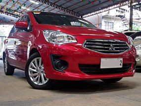 Used Mitsubishi Mirage GLX 2018 for sale in Quezon City