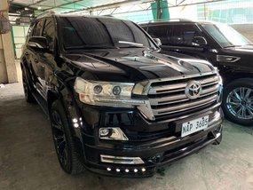 2018 Toyota Land Cruiser for sale in Quezon City