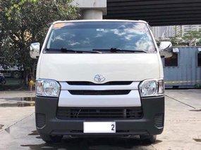 2017 Toyota Hiace for sale in Makati