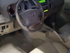 2007 Toyota Fortuner for sale in Mandaluyong