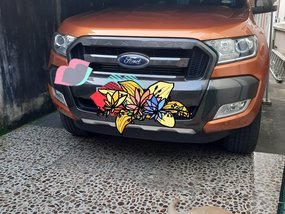 Used Ford Ranger 2018 for sale in Manila