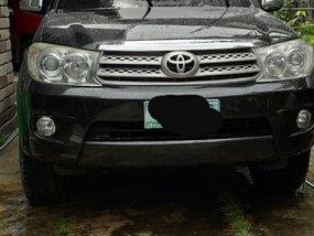 2011 Toyota Fortuner for sale in Valenzuela
