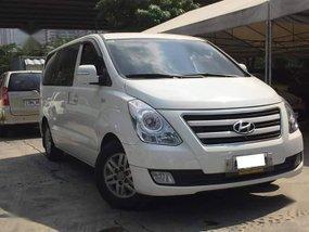 2016 Hyundai Grand Starex for sale in Manila