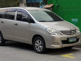 2011 Toyota Innova for sale in Quezon City