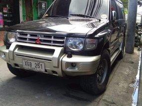 1999 Mitsubishi Pajero for sale in Manila
