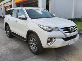 2017 Toyota Fortuner for sale in Pasig