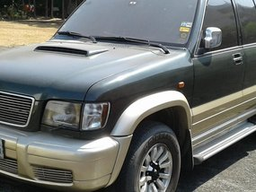 Isuzu Trooper 2002 Automatic Diesel for sale