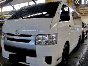 2016 Toyota Hiace Commuter 3.0 Intercooler diesel