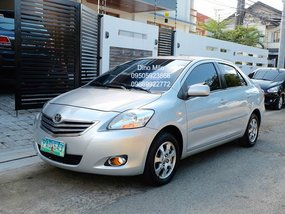 2010 Toyota Vios 1.3E Automatic in Pasig