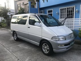 White 1998 Toyota Hiace for sale in Imus